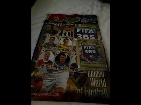 Pack opening fifa 365 Primul pack si Messi direct...