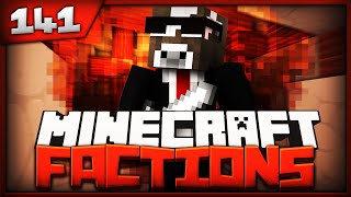 Minecraft FACTION Server Lets Play - RAID CONTROL TACTICS - Ep. 141 ( Minecraft Factions PvP )