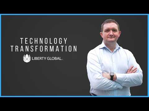 Duncan Macdonald from Liberty Global Duncan talks Technology Transformation Across Portfolios