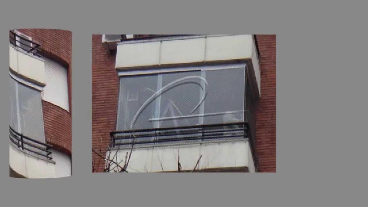 Cerramientos para balcon de cristal templado eco alum - Cerramientos de balcones ...