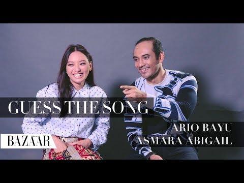 Guess The Song with Asmara Abigail and Ario Bayu