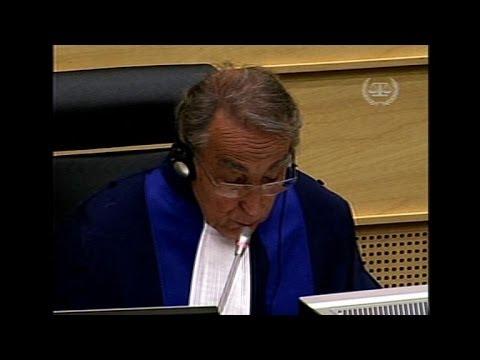 ICC sentences Congolese warlord Katanga to 12 years