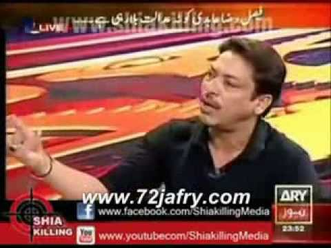 shia kafir    faisal raza abidi   must watch