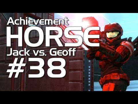 Halo: Reach - Achievement HORSE #38 (Geoff vs. Jack)