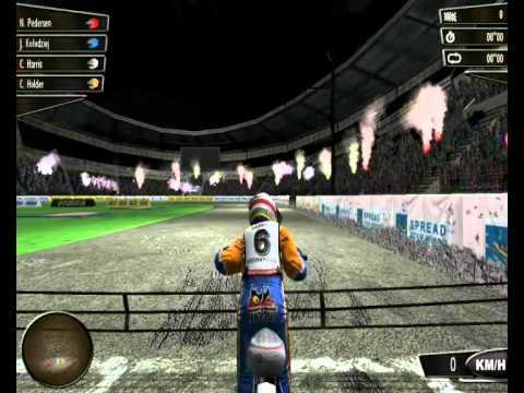 FIM Speedway Grand Prix 4 - GAMEPLAY