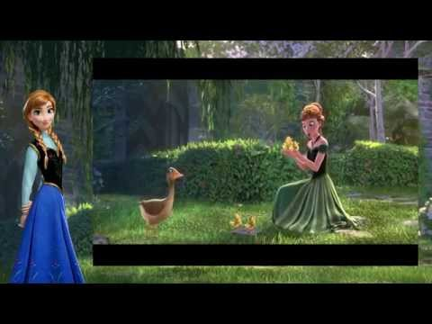 Frozen - For The First Time In Forever (Chinese Mandarin)(普通话)