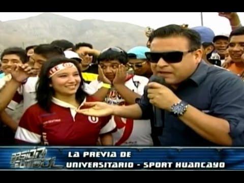 ► LA PREVIA DE UNIVERSITARIO vs SPORT HUANCAYO en PASIÓN POR EL FUTBOL | Torneo del Inca 2014 ✓