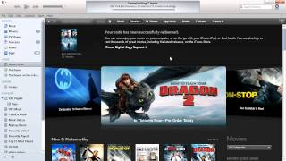 How To Redeem Blu Ray Digital Copy Code ITunes Download