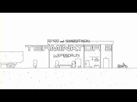 Speedrun: Terminator 2 Judgement Day in 60 seconds