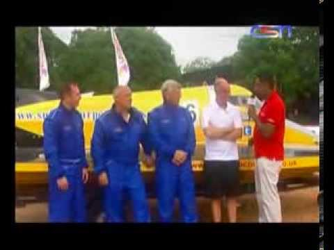 F2 dialog powerboat racing - CSN - Lanka Power Boat Association Sri Lanka