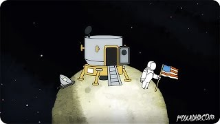 Evolusi kehidupan manusia dalam bentuk animasi