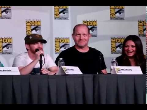 Family Guy Panel - SDCC 2012