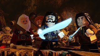 LEGO The Hobbit Gameplay Walkthrough Part 1 The Goblin