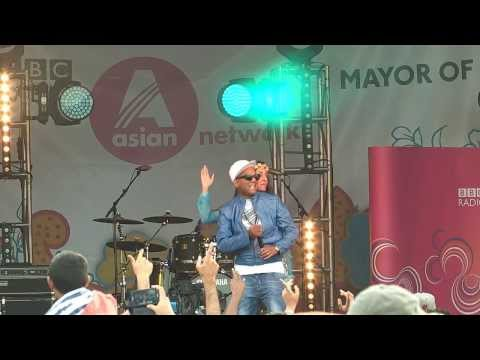 PANJABI HIT SQUAD - LONDON MELA 2013