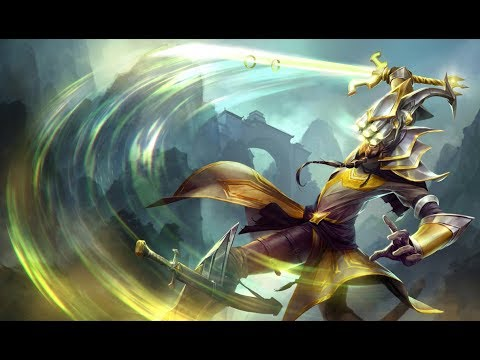 Master Yi  League of Legends guide to the jungle (beginners)