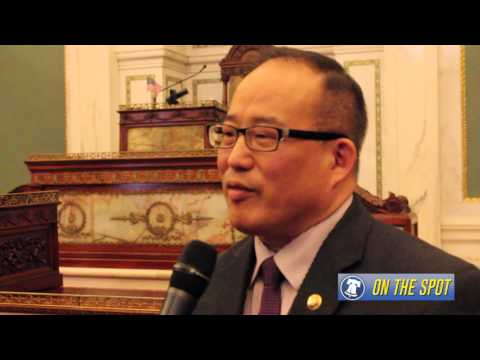 On The Spot: Asian-American Voter Registration Drive