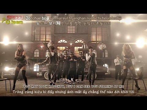 [Vietsub + Engsub + Kara] TVXQ / DBSK (동방신기) - Something