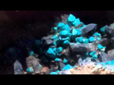 Colorado's Amazonite Crystals from the Denver Museum of Nature & Science (May 8, 2012)