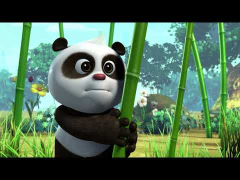 Krtko a Panda 25 - Červený lampión