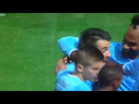 Manchester City vs Hull City 2-0 All Goals & Highl