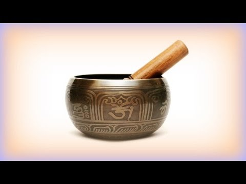 Sound Therapy - Tibetan Bowl Zen