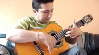 Jacarandosa De Los Tres Reyes Por Wilson Carpio.
