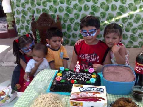 reese six bday .wmv