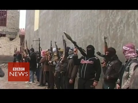 How do US veterans feel about the crisis in Iraq? - BBC News