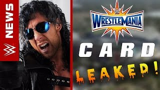 Kenny Omega In Royal Rumble?! WrestleMania 33 Card LEAKED!! - WWE News Ep. 92