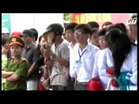 Hình ảnh trong video VN-FOREIGN MINISTER JOHN KERRY VISIT VIETNAM