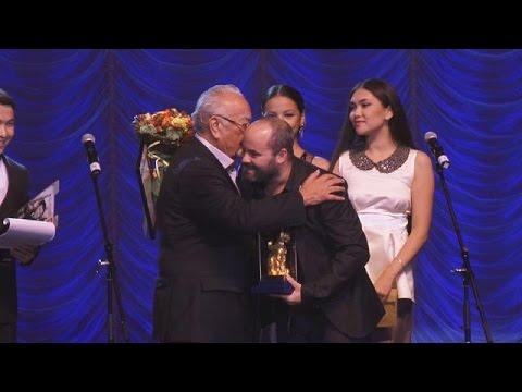 Τα βραβεία του 10ου Φεστιβάλ Κινηματογράφου της Ευρασίας - cinema