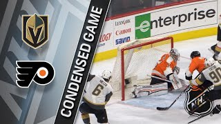 03/12/18 Condensed Game: Golden Knights @ Flyers