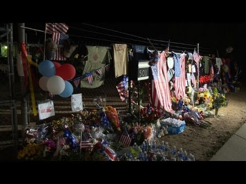 Experts probe deadly Arizona blaze, as bodies removed