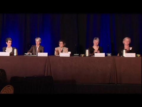 2013 WREC Plenary Session: Working Across TANF