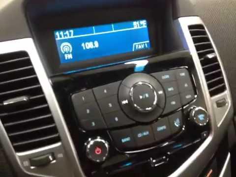 2012 Chevrolet Cruze 4dr Sdn LT w/2LT 4 Door Car