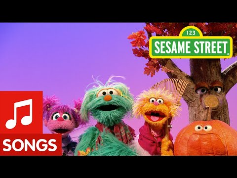 Sesame Street: Song: Guess the Seasons