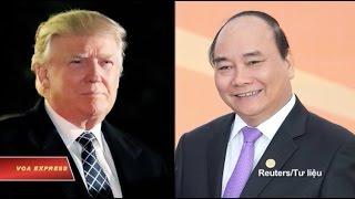 Ông Trump nói gì với Thủ tướng Việt Nam?