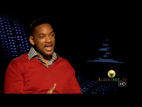 Will Smith Interview for Men In Black 3