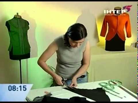 Жилет из скучного пиджака - Советы - Интер