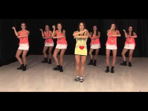 Coreografía de Bará Berê de Michel Teló (Paso a Paso) / TKM