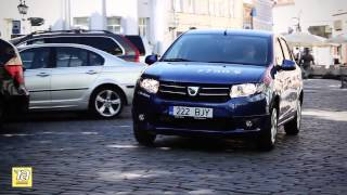 Тест-драйв нового Renault (Dacia) Logan 2013 от Петровский ТВ!