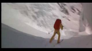 The Spy Who Loved Me Austria Ski Chase