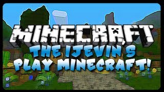 The iJevin's Play Minecraft: FLOWER OVERLOAD! (S2E1)