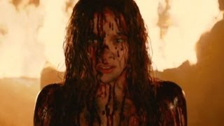 Carrie Official Teaser HD Chloë Grace Moretz