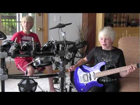 Calvin Harris - Feel So Close cover by 10 yr old Carson Lueders