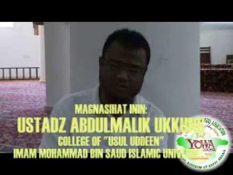 yakan nasihat :TAFSIR SUGPAT SURA ABASA 07,03,2014