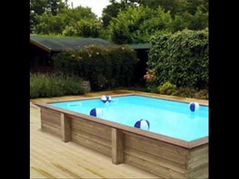 Las piscinas desmontables youtube for Piscinas de plastico desmontables
