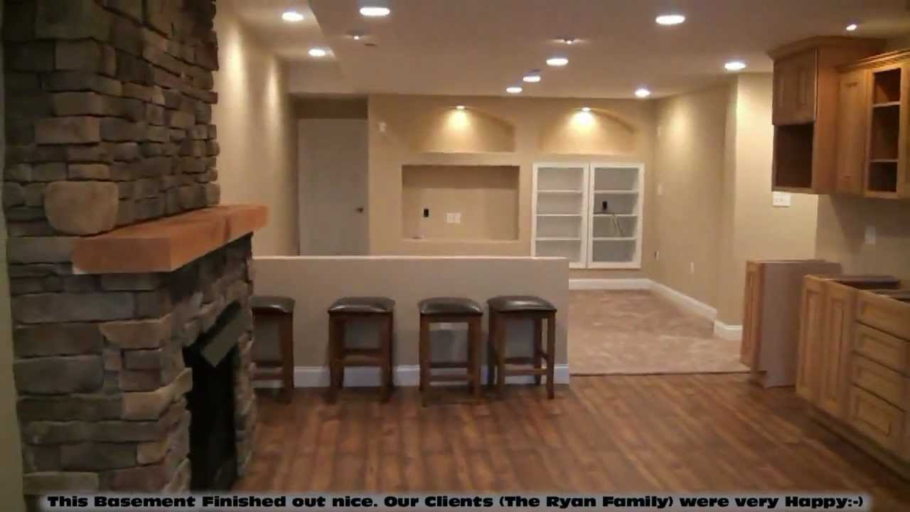 Gas Fireplace For Your Basement YouTube