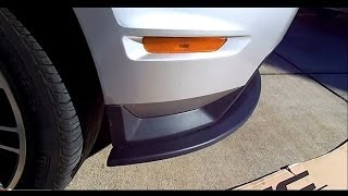 Front Side Marker Light Bulb Replacement 2011 Mustang GT