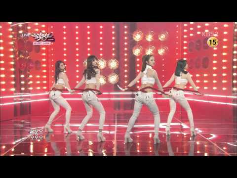 [1080p] 130315 Girl's Day - Expectation, Girl's Day coming back with their first full album, 'Expectation' Performing 'Expectation' live at Music Bank. Infringement of copyright not intended, and co...